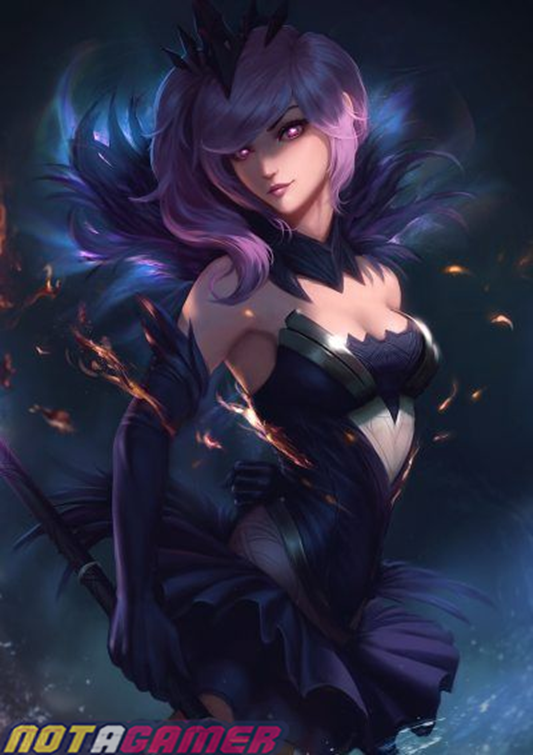 League of Legends: Riot's sex doll with the name – Lux 2