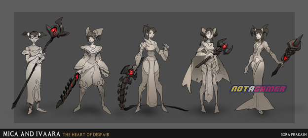 League of Legends: The 4th Darkin officially appeared but not Riot Games product 3