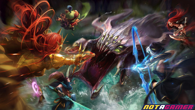 League of Legends: Riot Games increasingly exhausted ideas? 4