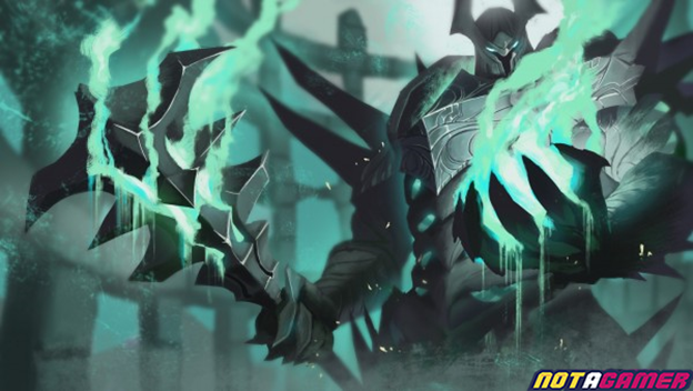League of Legends: Riot Games increasingly exhausted ideas? 6