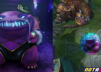 League of Legends: KDA Tahm Kench Skin officially appeared 9