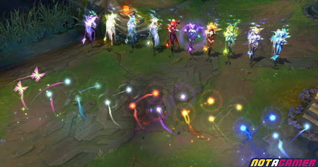 League Of Legends Riot Games Announces The Released Of The Next Ultimate Skin Not A Gamer