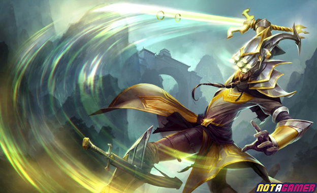 League of Legends: Let's look back at the first images of the League of Legends 10 years ago 5
