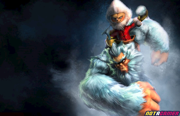 League of Legends: Let's look back at the first images of the League of Legends 10 years ago 6