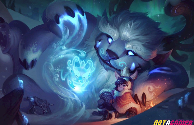 League of Legends: Let's look back at the first images of the League of Legends 10 years ago 7