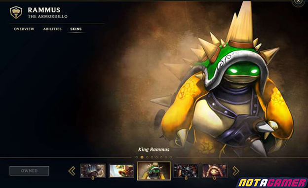 League of Legends: Ranking 10 most rare skin that gamers are hard to own 2