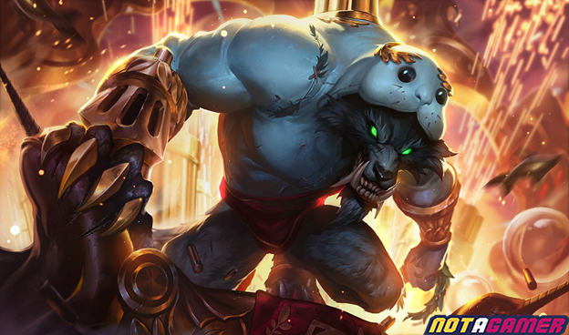 League of Legends: Ranking 10 most rare skin that gamers are hard to own 10