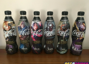 League of Legends: Buying Coca-Cola is that you can get the beautiful Skin from Riot Games 9