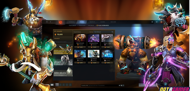 League of Legends: Gamers say that the Eternals system is just a copy of DOTA Plus? 10