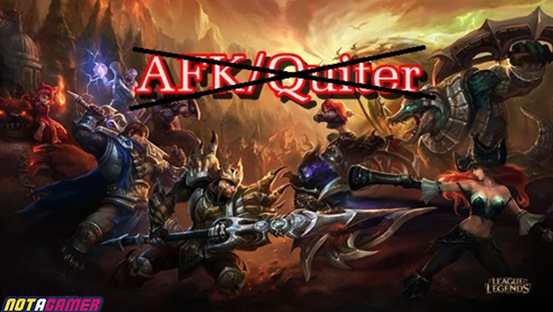League of Legends: Gamers require Riot Games to increase punishment for AFK players 6