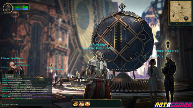 League of Legends: The first images of the MMORPG Legends of Runeterra are officially revealed 1