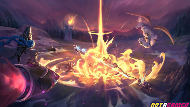 League of Legends: Red Post Collection - Riot Games shares its intentions on old and new mode 4