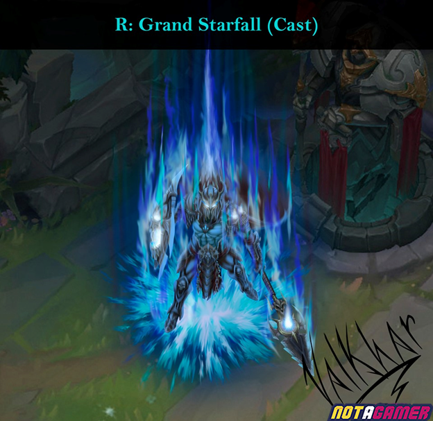 League of Legends: Fanart Skin Gravelord Pantheon is beautiful in every detail 6