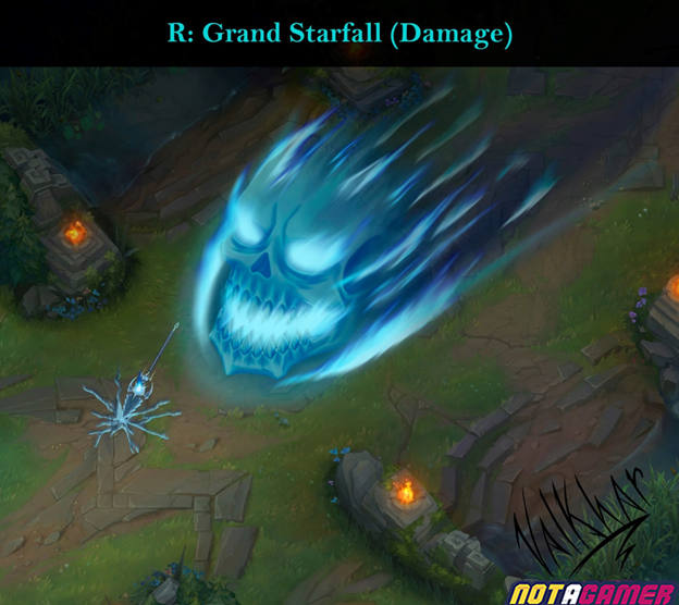 League of Legends: Fanart Skin Gravelord Pantheon is beautiful in every detail 7