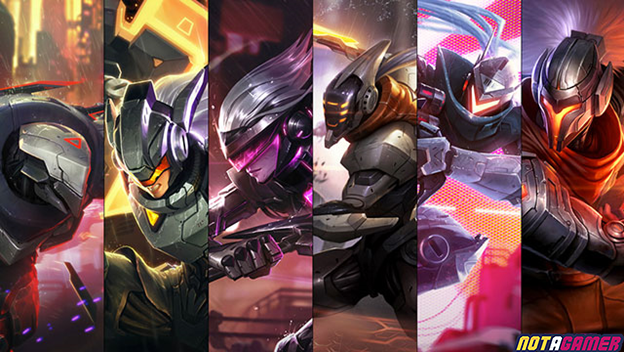 League of Legends: The fate of rebel factions against Project Group? 3