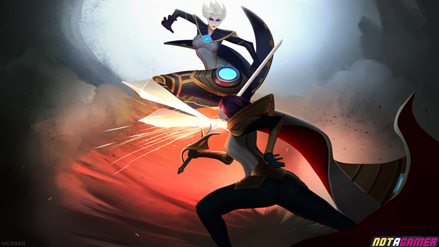 """League of Legends: Riot Games registers copyright for the new band entitled """"True Damage"""" 4"""