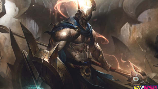League of Legends: Very beautiful Leona Rework designed by players 2