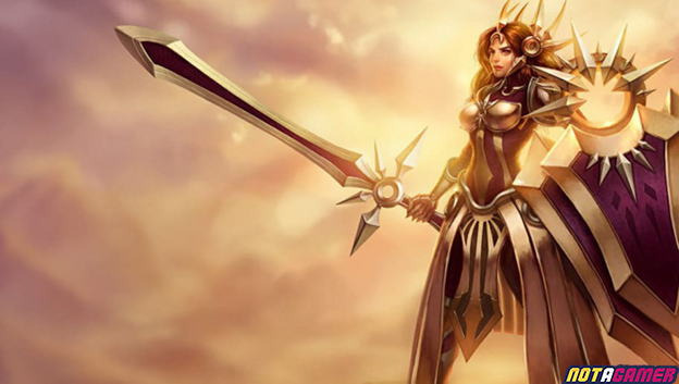 League of Legends: Very beautiful Leona Rework designed by players 4