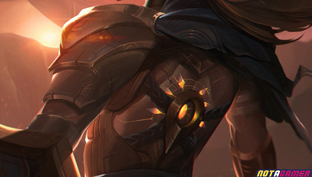 League of Legends: Very beautiful Leona Rework designed by players 6