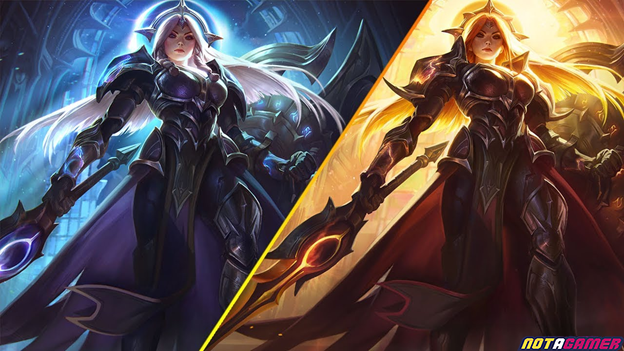League of Legends: Very beautiful Leona Rework designed by players 9
