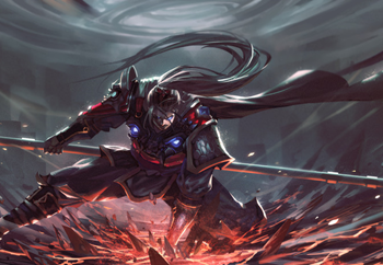 """League of Legends: Riot Games registers copyright for the new band entitled """"True Damage"""" 9"""