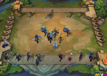 League of Legends: Tencent released an application that allows playing LoL PC on the Mobile 7