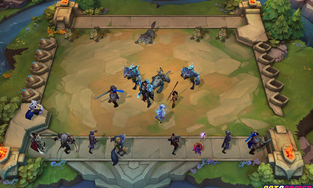 League of Legends: Riot Games has made new moves when preparing to bring LoL and TFT to mobile and many other games. 1