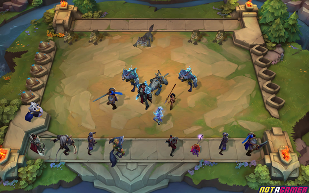 League of Legends: Riot Games has made new moves when preparing to bring LoL and TFT to mobile and many other games. 3