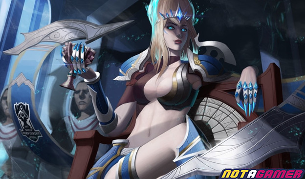League of Legends: Ranked 8 champions with benevolent hearts in League of Legends 3