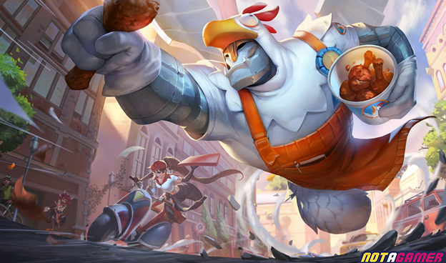 League of Legends: How can robots appear in Runeterra? 4