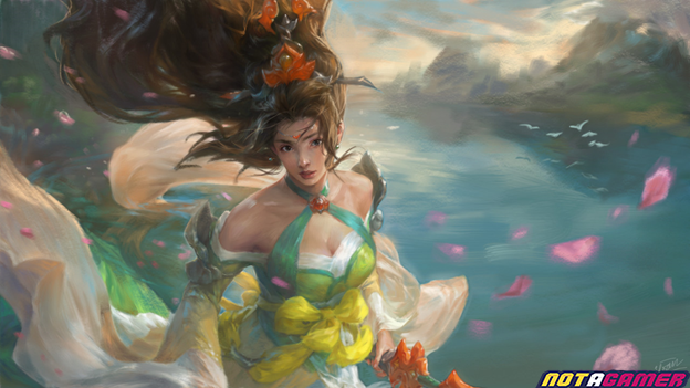 League of Legends: Ranked 8 champions with benevolent hearts in League of Legends 4