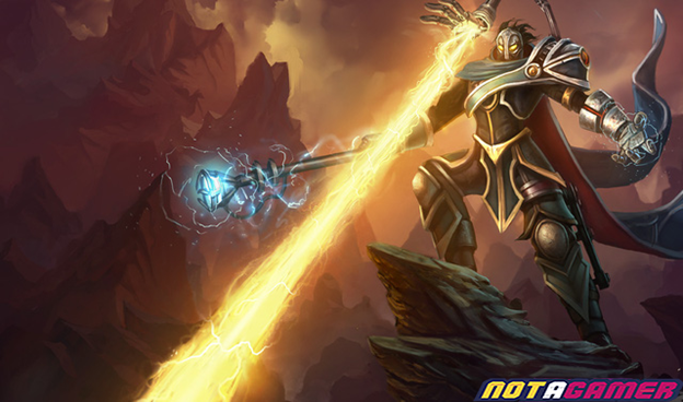 League of Legends: Ranked 8 champions with benevolent hearts in League of Legends 6