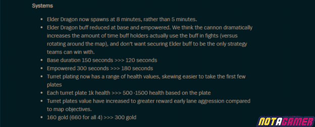 League of Legends: ARURF is officially reopened by Riot Games on the test server with a series of new changes 5