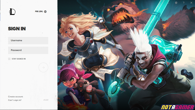 League of Legends: Redesigning the login interface, Riot Games is about to develop many new games? 1