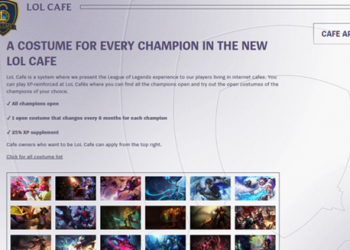 League of Legends: Buying Coca-Cola is that you can get the beautiful Skin from Riot Games 2