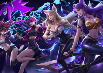 League of Legends: KDA Ahri is about to make a comeback 9