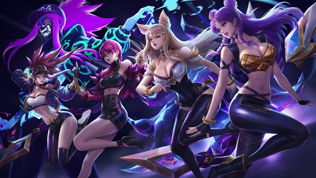 League of Legends: KDA Ahri is about to make a comeback 1