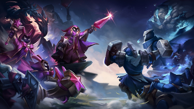 League of Legends: Where is Skarner now? 7