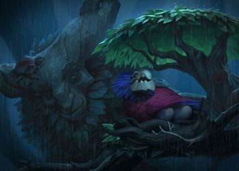 League of Legends: Fans continue to show their creativity when creating the Super Galaxy Ivern 6