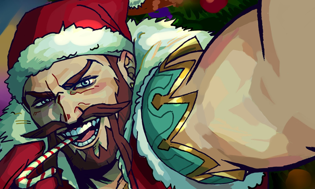 League of Legends: The next champion in High Noon Skin will be Draven 1