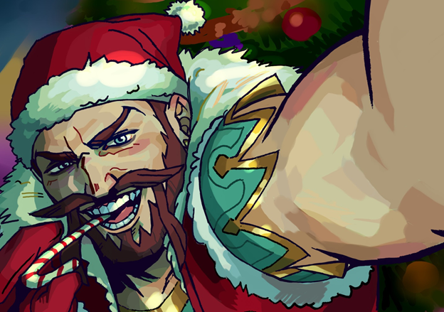 League of Legends: The next champion in High Noon Skin will be Draven 3