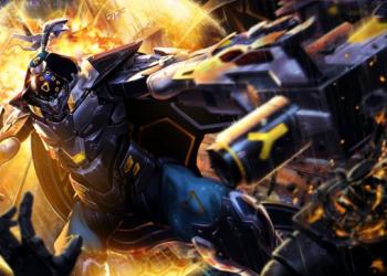 League of Legends: Project Jax Skin are beautifully designed 7