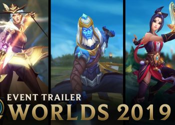 League of Legends: The list of skin continues to be scattered and this time it may be an official list 1