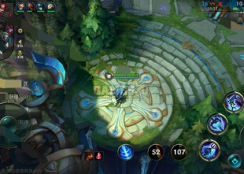 League of Legends: LoL Wild Rift Video Test appears to help players understand the game mechanics 9