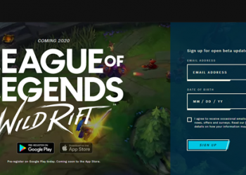 League of Legends: Officially opened a pre-registration Link for LoL: Wild Rift - LoL Mobile 1