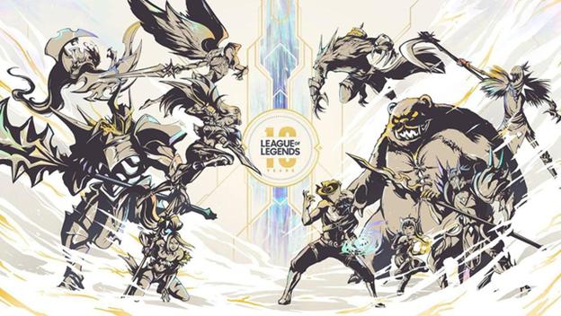 League of Legends: Riot Games designed the KDA Gragas Skin 2