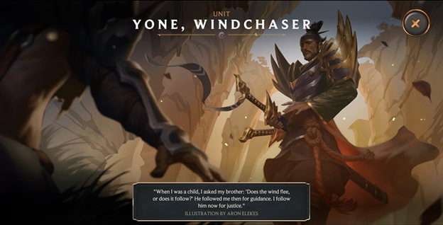 League of Legends: The next champion from Ionia will be Yone? Yasuo's brother 1