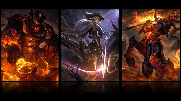League of Legends: Will Senna have a High Noon Skin next year 2