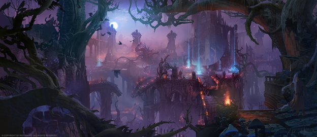 League of Legends: Vilemaw will have a new home after the Twisted Treeline has been removed 2