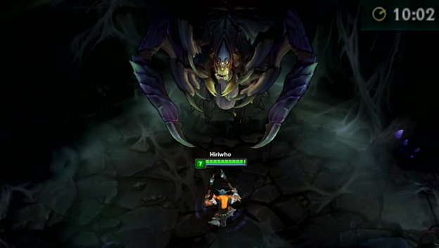 League of Legends: Vilemaw will have a new home after the Twisted Treeline has been removed 1